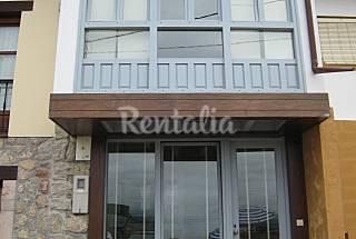 Maison de 2 chambres à 500 m de la plage Asturies