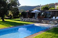 Villa with 3 bedrooms with swimming pool Viana do Castelo