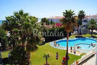 Apartments with 2 bedrooms only 50 meters from the beach Castellón