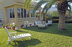 Casa para 9 personas a 100 m de la playa Valencia