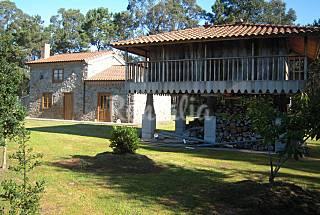 Maison de 2 chambres à 100 m de la plage Asturies