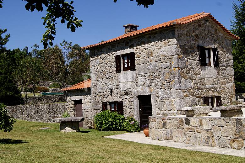 2 casas areosa viana do castelo viana do castelo costa verde - Casas rurales portugal ...