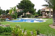 3 Houses in Bonmont golf course Tarragona