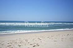 Casa a 100 m da praia Coimbra