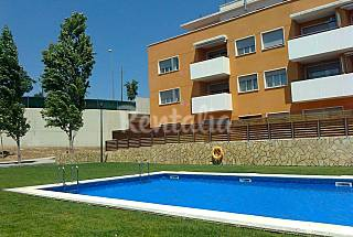 twofloors +2 terrazes+pool+  breakfast+parking Girona