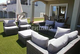 Houses for 6-18 people beach and golf  Alicante