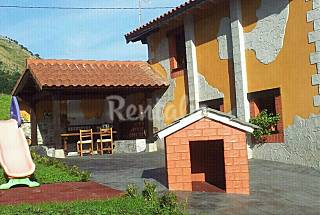 House for 1-5 people with private garden Cantabria