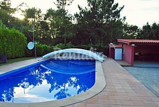 Maison en location à 400 m de la plage Pontevedra