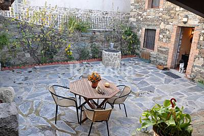Casa de 4 habitaciones con jardín privado Ávila