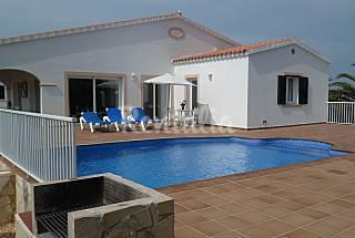 Fantástica villa totalmente equipada Menorca