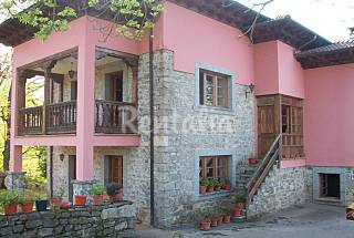 House for rent 15 km from the beach Asturias