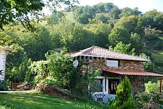 Villa Saroiberrikoborda Etxalar Pirineo Navarro