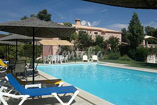 Villa for 8-24 people 15 km from the beach Algarve-Faro