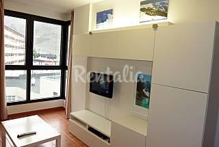 Apartamento com 1 quarto Sierra Nevada