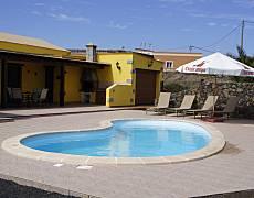 Villa for 4-5 people 5 min from the beach Fuerteventura