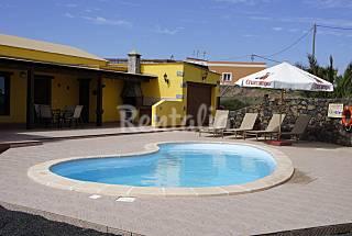 Villa Lujo 4-5 personas a 5min. playa con gimnasio Fuerteventura