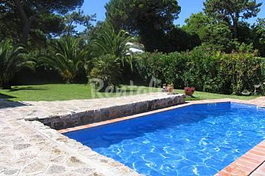 Casa para 10 15 personas a 1500 m de la playa colares for Casa rural para 15 personas con piscina