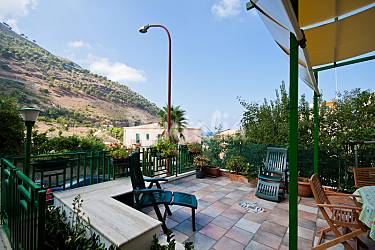 With Views from the house Trapani Castellammare del Golfo House