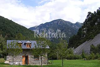 House for rent La Pineta Huesca