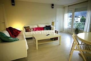 Junto a PLAYA, 3 dormitorios,WIFI. Reg VUT.13.AS Asturias