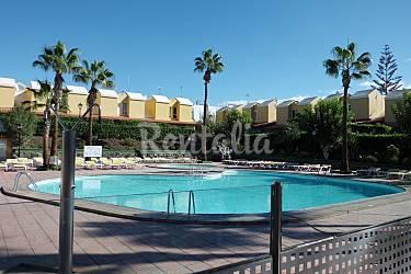 House Swimming pool Gran Canaria San Bartolomé de Tirajana homes