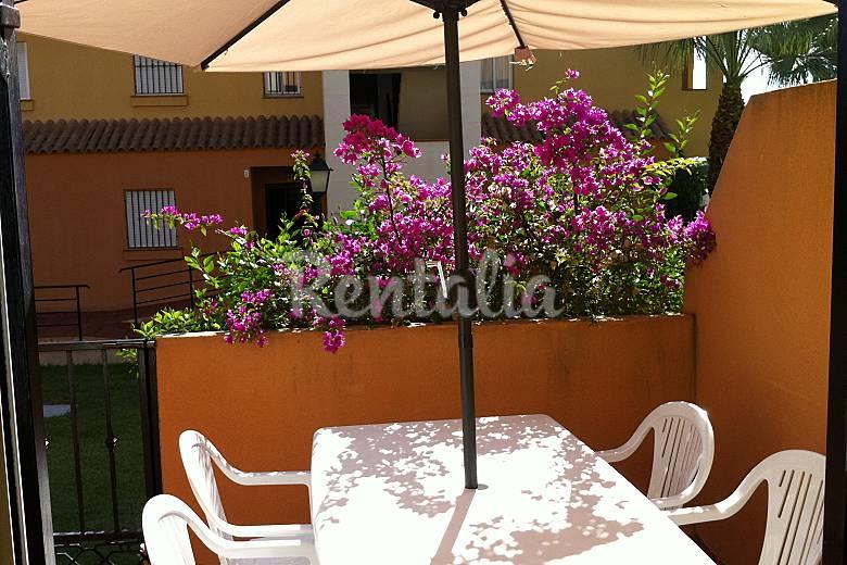 Apartamento Terraza Almería Vera Apartamento