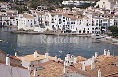 Duplex  fantasticas vistas a la bahia de Cadaques Girona/Gerona