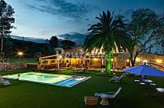 Mas Molines casa de lujo en la Costa Braba Girona/Gerona
