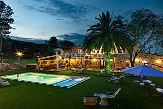 Mas Molines casa de lujo en la Costa Brava