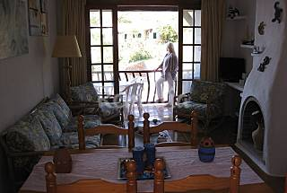 Apartamento de 2 habitaciones a 250 m de la playa Menorca