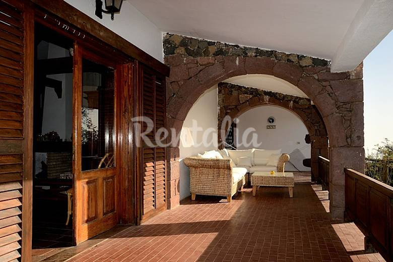 Villa en location avec piscine - Galas (Vega de San Mateo ...