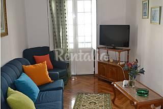 Apartamento en alquiler a 100 m de la playa Leiria