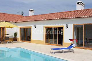 Villa with 3 bedrooms only 800 meters from the beach Beja