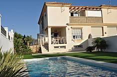 Casa a 200 m de la playa. 8 / 9 personas Cádiz
