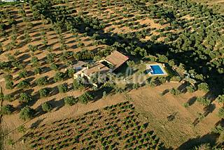 House for rent 4 km from the beach Girona