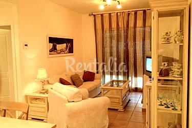 Relaxe, Sala Huelva Isla Cristina Apartamento