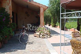 Villa for 9-10 people only 600 meters from the beach Olbia-Tempio