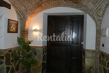 Casa Interior del aloj. Badajoz Aljucén Casa en entorno rural