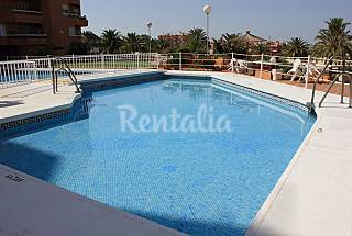 Apartment for 4-5 people in 1 Beach Front Cádiz