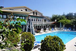 Villa totalmente accessoriata con piscina Madrid