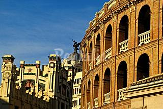 Appartement pour 1-3 personnes à Valencia centre Valence