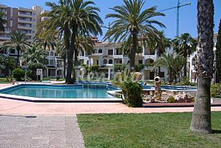 Duplex for 6-7 people only 30 meters from the beach Murcia
