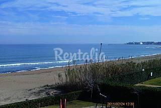 Apartamento en alquiler vacaciones 1ª línea de playa Alicante