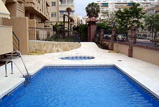 2 Apartments with 2 bedrooms only 100 meters from the beach Málaga