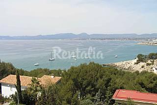 Apartamento para 2-4 pessoas a 90 m da praia Tarragona