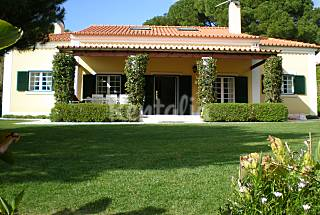 Villa for rent 4 km from the beach Lisbon