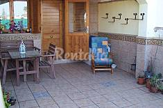 House with 5 bedrooms only 100 meters from the beach Murcia