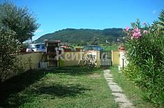 House with garden and barbecue near the sea La Spezia