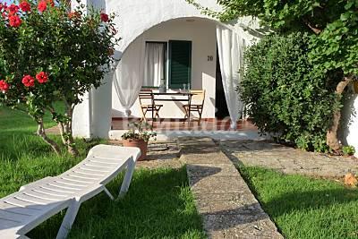 Apartamento para 2-4 personas a 50 m de la playa Menorca