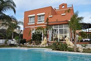 Villa para 2-14 personas a 1500 m de la playa Cádiz